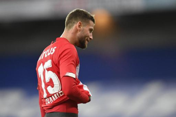 Jupiler Pro League - Deux journées de suspension pour Eden Shamir