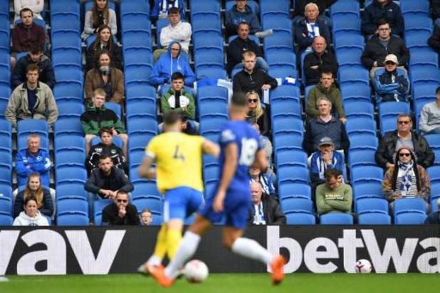 La Premier League renonce complètement à ses supporters pour le moment