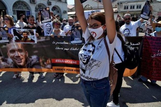 Mobilisation tous azimuts en faveur de la libération d'un journaliste algérien