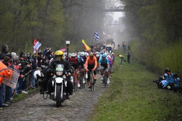 Bingoal - Wallonie Bruxelles krijgt uitnodiging voor Parijs-Roubaix