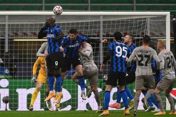 Les Belges à l'étranger - Le Real Madrid de Courtois qualifié, l'Inter de Lukaku éliminée