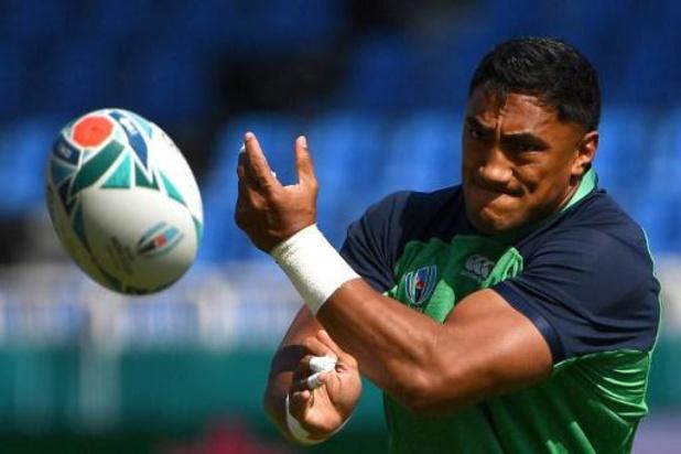 Coupe du monde de rugby : l'Irlande qualifiée pour les quarts de finale