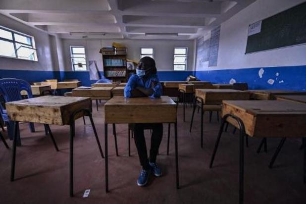 "Plan International België lanceert campagne ""Nooit meer school?"""
