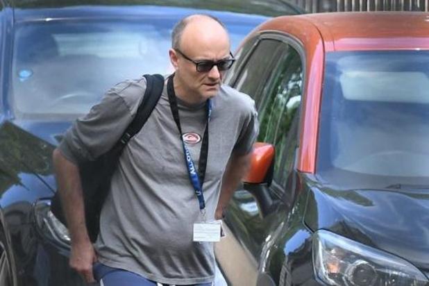 Un proche conseiller de Boris Johnson soupçonné de ne pas avoir respecté le confinement