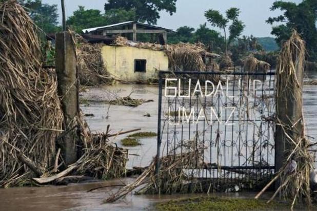 """Le cyclone Eta a """"dévasté la vie"""" de plus d'un million d'enfants"""