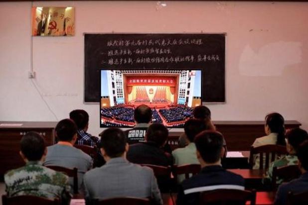 Er is geen extreme armoede meer in China, zegt Xi Jinping