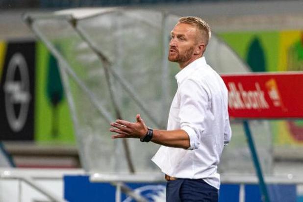 """Champions League - Wim De Decker is blij met kwalificatie: """"Het kan nog beter, maar we zijn op de goede weg"""""""