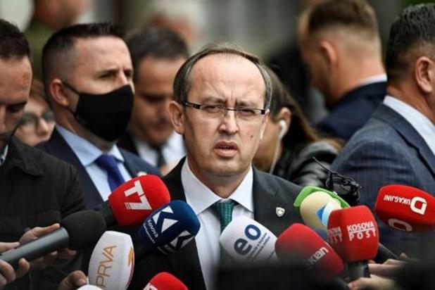 Le nouveau gouvernement du Kosovo lève les entraves aux importations serbes