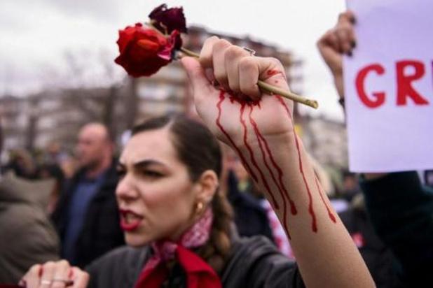 Une réunion interministérielle consacrée jeudi aux violences faites aux femmes