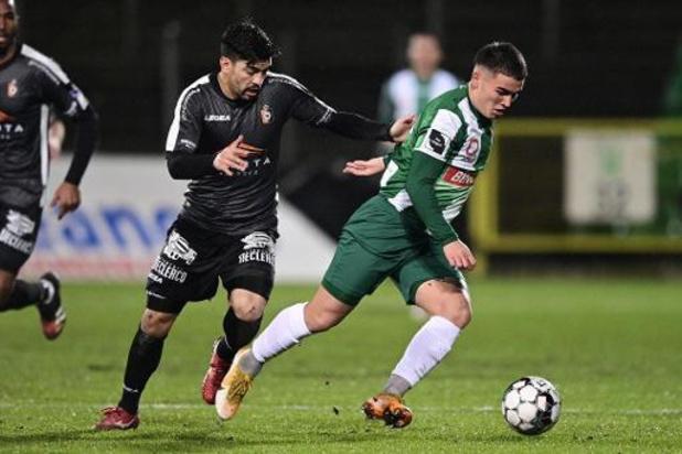 1B Pro League - Lommel bat Deinze et se hisse en deuxième position