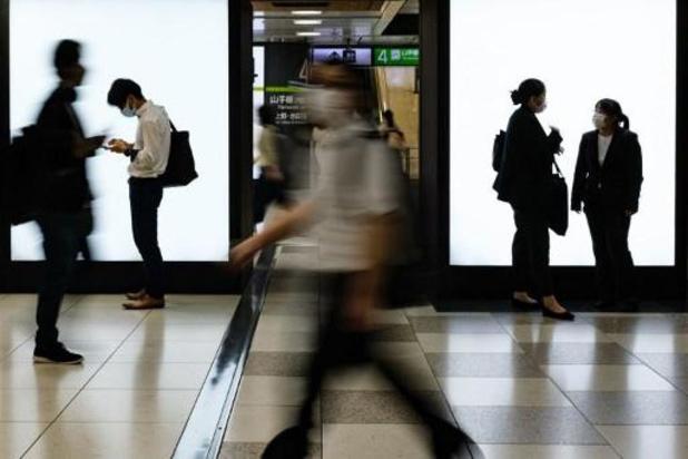 Nouveau record quotidien de contamination à Tokyo pour le 2e jour consécutif