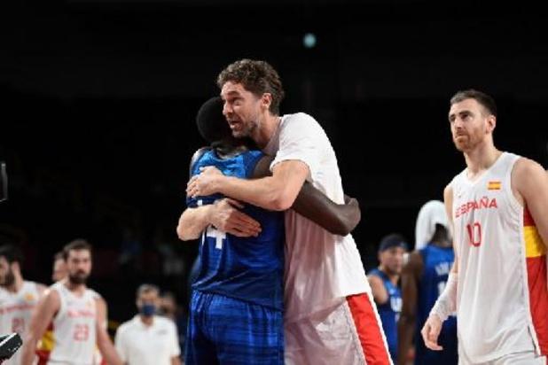 JO 2020: Pau et Marc Gasol tirent un trait avec l'Espagne, les frères aux 20 médailles