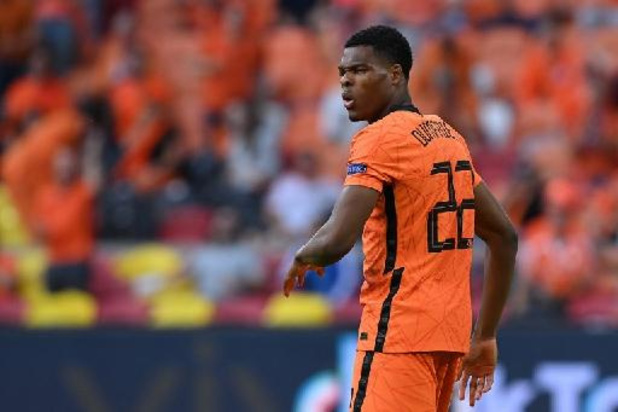Euro 2020 - Décisif pour les Pays-Bas, Denzel Dumfries est récompensé avec le titre d'Homme du Match