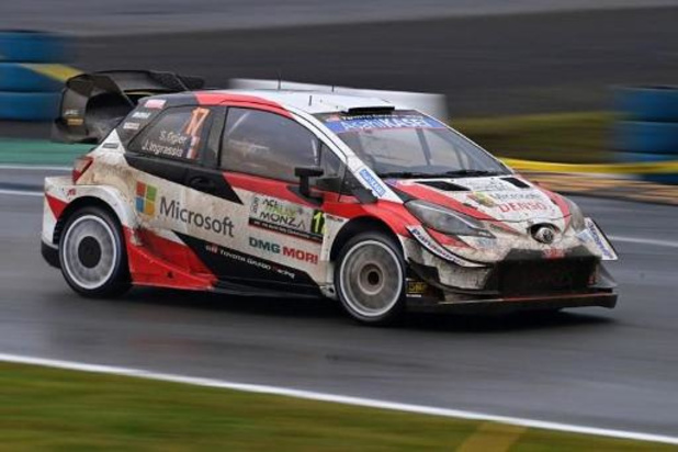 Vainqueur du Rallye de Monza, Sébastien Ogier décroche un 7e titre mondial
