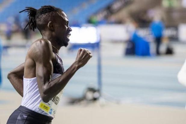 """IFAM Indoor de Gand - Isaac Kimeli réussit un époustouflant 3.000m : """"Cela promet pour l'Euro"""""""