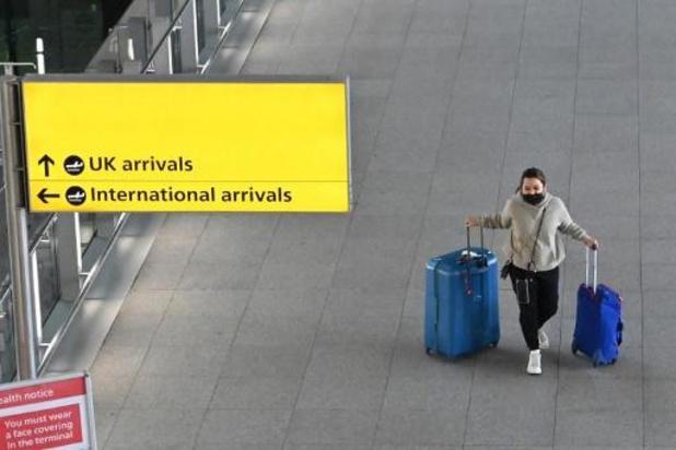 Groot-Brittannië verplicht hotelquarantaine na vliegreizen uit risicogebieden