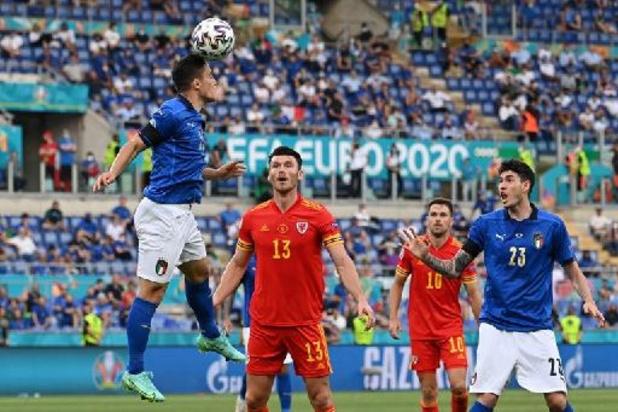 Euro 2020 - Sans faute pour l'Italie qui termine en tête du groupe A, le Pays de Galles reste 2e