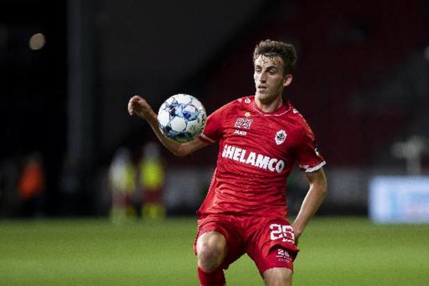 OHL huurt Alexis De Sart van Antwerp