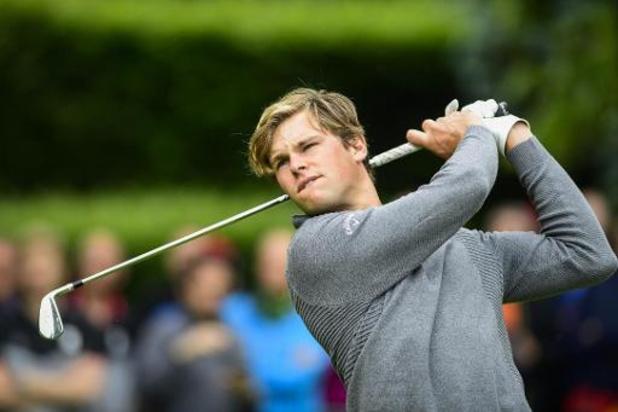 Detry et Mivis se partagent la 8e place en Autriche à l'Open d'Autriche de golf