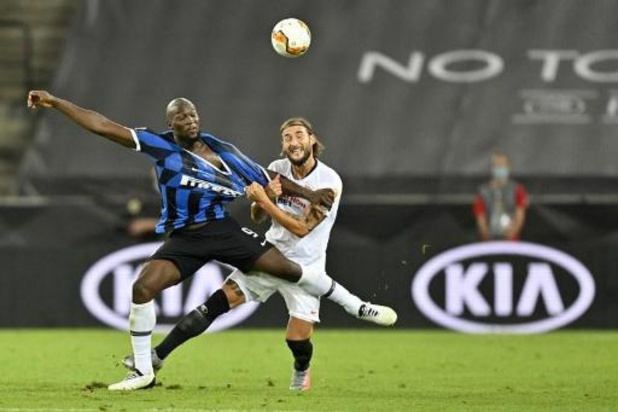 Belgen in het buitenland - Romelu Lukaku krijgt plaats in Europa League-selectie van seizoen