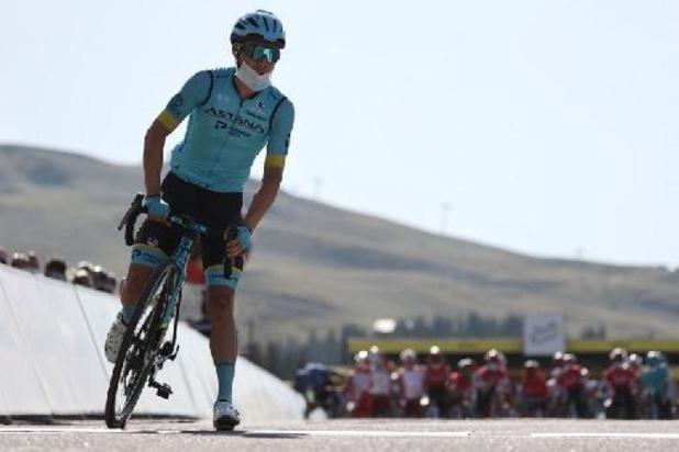 Miguel Angel Lopez (Movistar) écrase la concurrence au sommet du Mont Ventoux