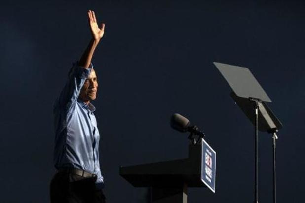 Amerikaanse presidentsverkiezingen - Verkiezing is niet gewonnen ondanks de goede peilingen