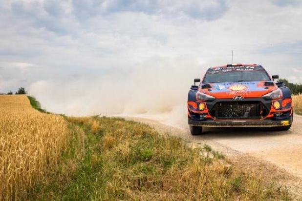 WRC - Rallye d'Estonie - Kalle Rovanperä contrôle pour rester en tête, Thierry Neuville troisième