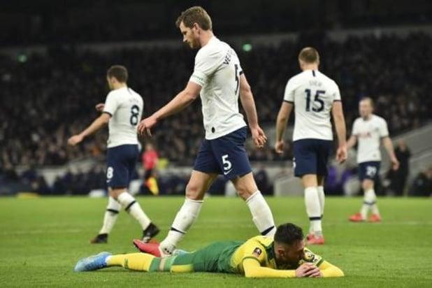 José Mourinho hoopt op (kort) verlengd verblijf Vertonghen