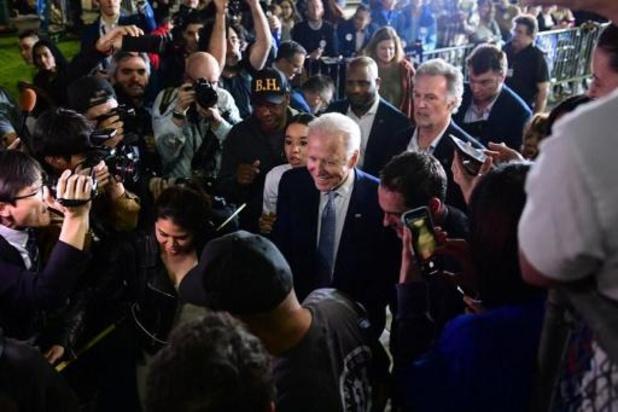 Biden wint ook voorverkiezingen in Texas