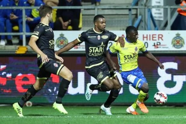 Jupiler Pro League - Mouscron, tenu en échec, et l'Antwerp, vainqueur, reviennent à la hauteur du Standard
