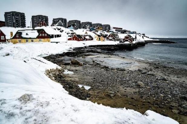 Europese Commissie trekt naar Groenland