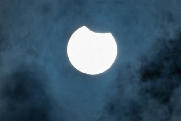 Un temps idéal pour observer l'éclipse partielle du Soleil