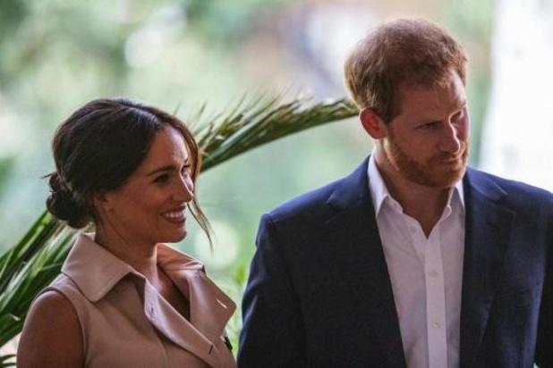 Megxit - Harry en Meghan mogen merknaam Sussex Royal niet meer gebruiken