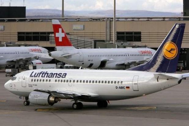 Lufthansa zal 29.000 banen schrappen tegen eind dit jaar