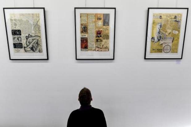 Europees Octrooibureau gunt blik in kunstcollectie met documentaire