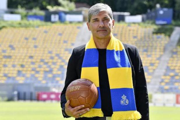 """Felice Mazzu: """"Le plus important était de trouver un club qui avait envie de moi"""""""