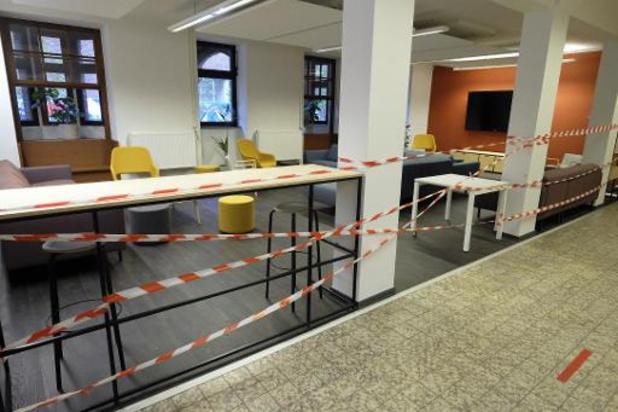 Enseignement supérieur: La Flandre ouvre la porte à la reprise très limitée des activités