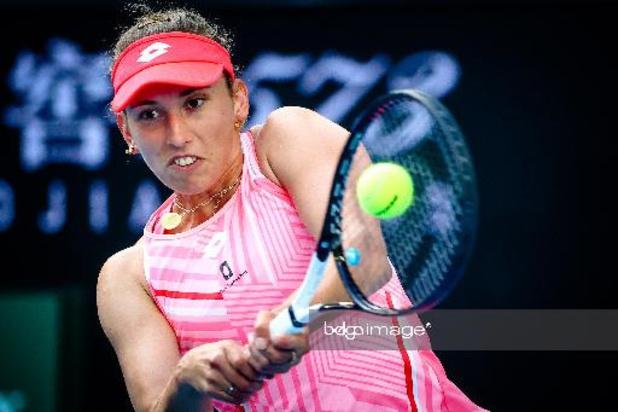 WTA Dubai: Elise Mertens schaart zich bij laatste acht