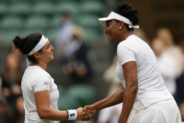 Wimbledon - Toernooi eindigt voor Venus Williams in tweede ronde
