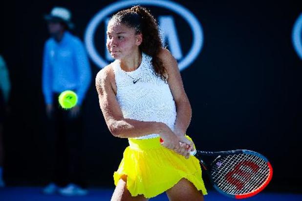 Sofia Costoulas éliminée en huitièmes de finale de l'US Open