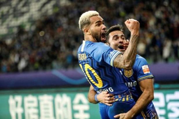 Jiangsu, champion de Chine de football, met la clé sous la porte