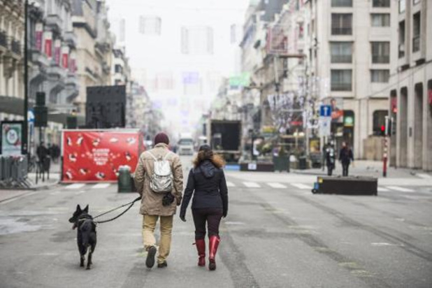 Stad Brussel keurt alcoholverbod in voetgangerszone goed
