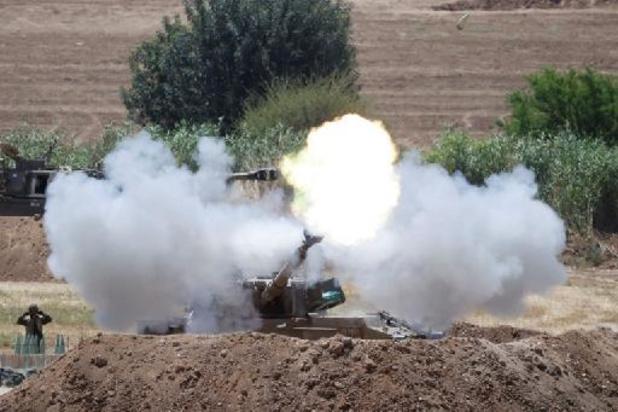 """Le Hamas """"n'a pas bien calculé l'ampleur de notre réponse"""""""