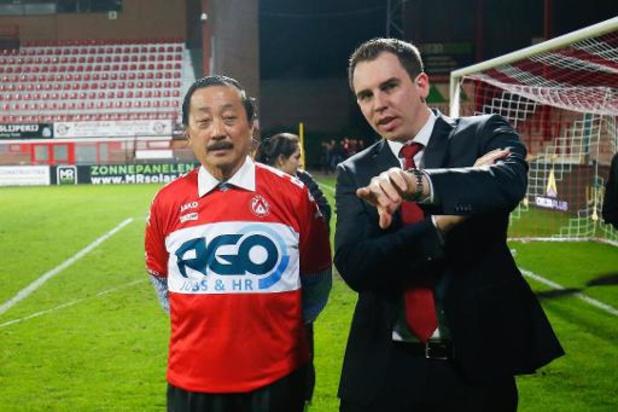Jupiler Pro League - L'amende de 5000 euros infligée au KV Courtrai maintenue en appel