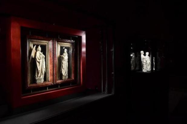 Schilder Jan Van Eyck krijgt drie herdenkingsmunten
