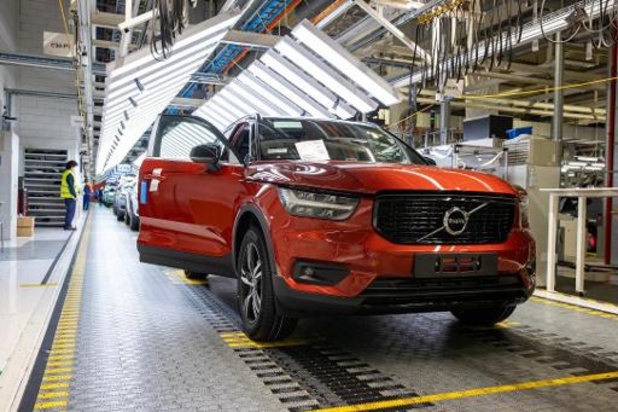 Volvo wil tegen 2030 enkel nog elektrische auto's bouwen