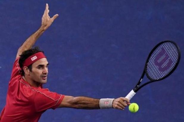 Roger Federer annonce qu'il participera aux Jeux de Tokyo en 2020