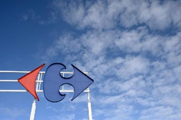 Les clients Carrefour débités deux fois seront remboursés jeudi au plus tard