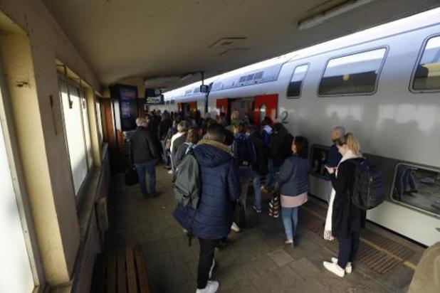 Brussel-Noord blijft het drukste station van het land
