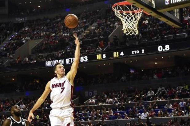 Miami qualifié, les Lakers et Milwaukee se détachent, Oklahoma égalise